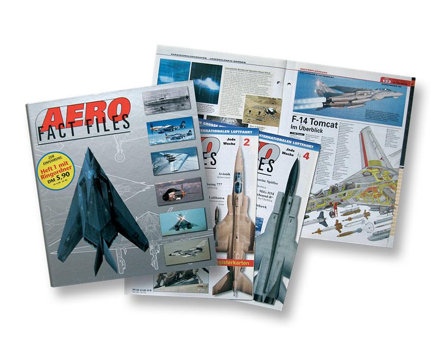 Aero Fact Files