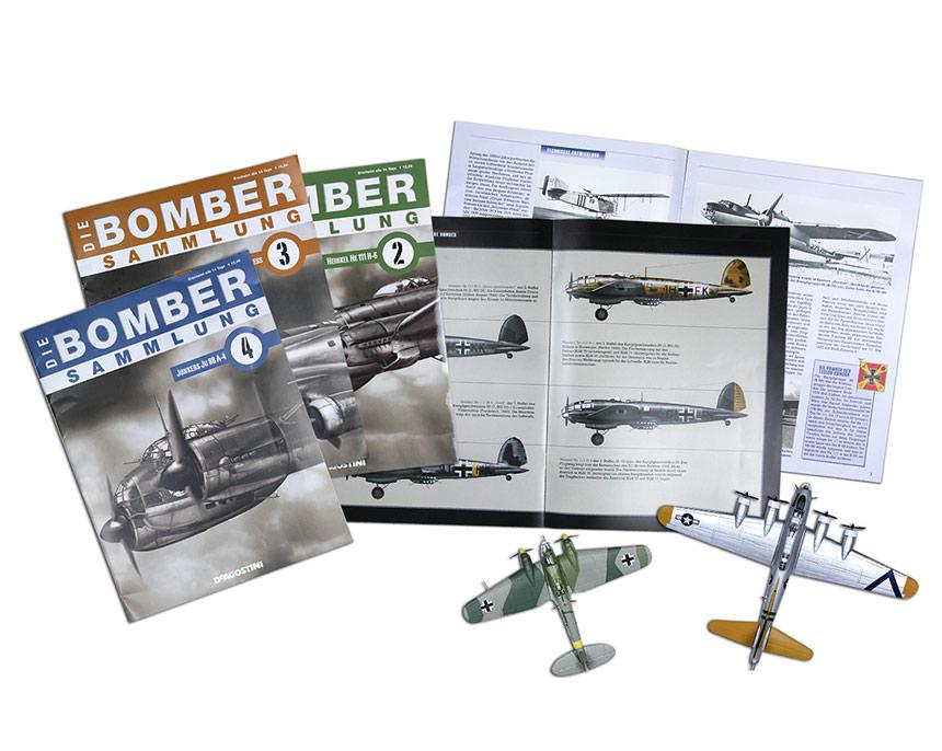 Die Bomber-Sammlung
