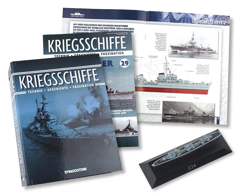 Kriegsschiffe – Technik, Geschichte, Faszination