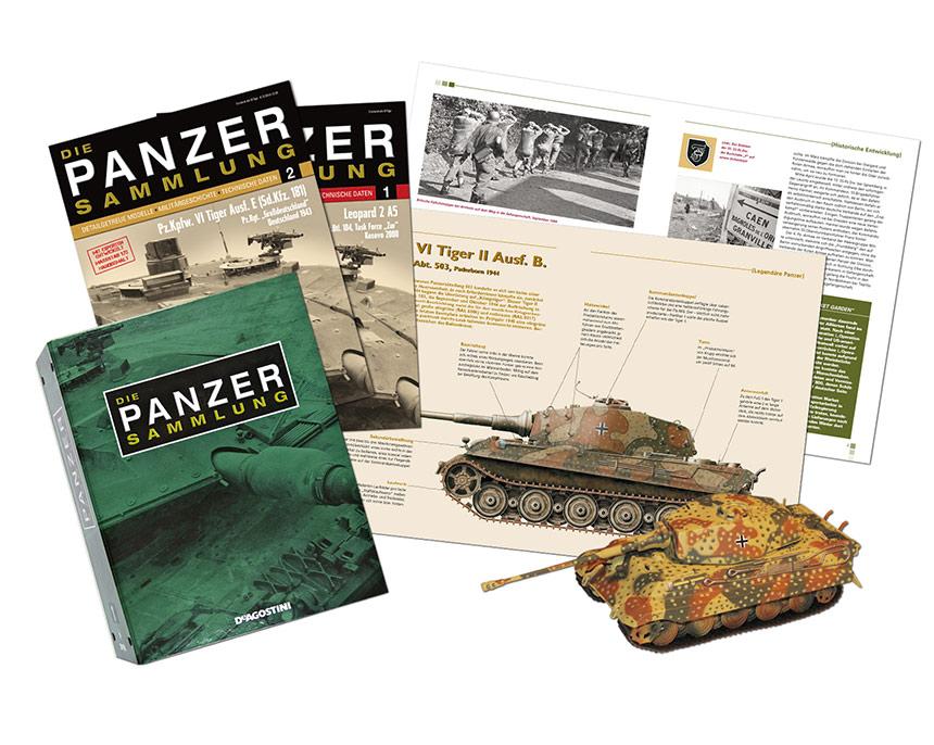Die Panzer-Sammlung