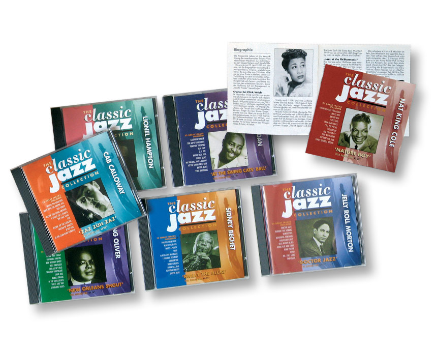 The Classic Jazz Collection