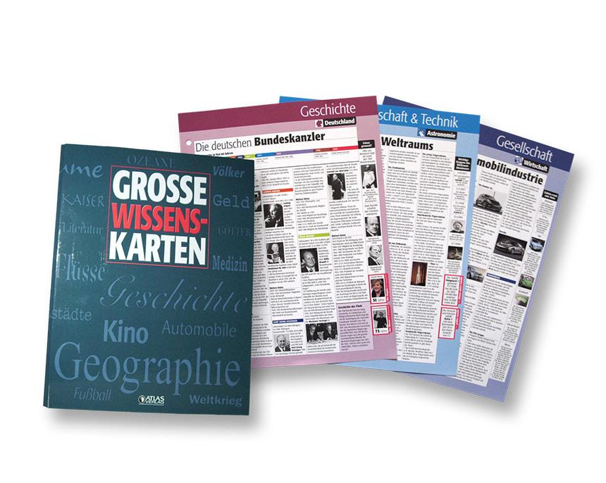 Große Wissens-Karten